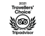 Trip Advisor 2021 Certificate of Excellence